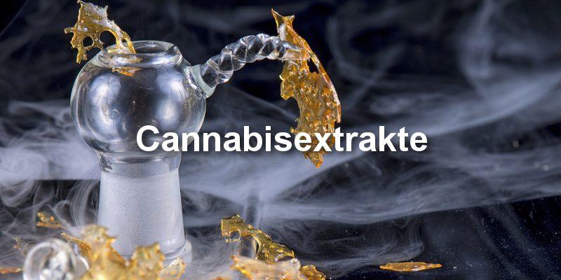 Cannabisextrakte