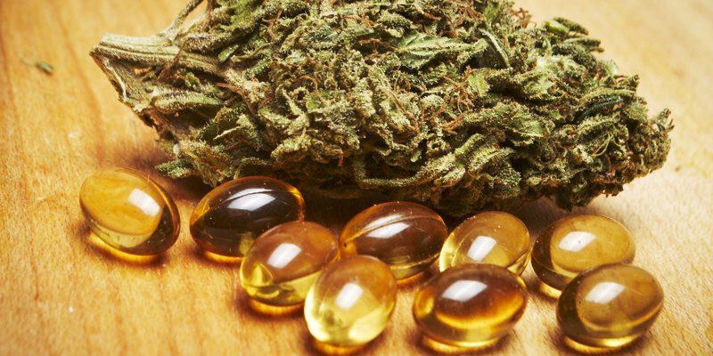 Cannabis Kapseln
