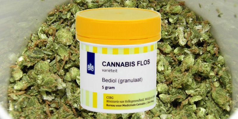 Bediol Cannabis Granuliert
