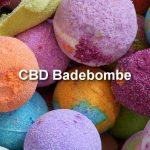 Cannabis Wellness Daheim: CBD Badebomben Rezept