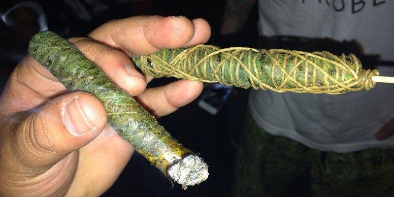 Thai Stick Herstellen