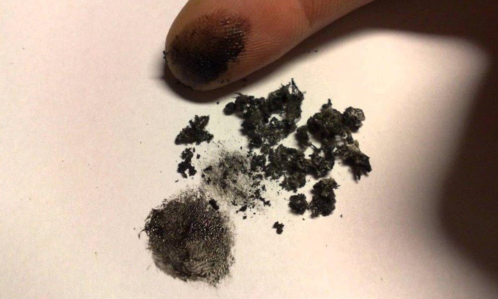 Cannabis Mit Brix und Ölfilter