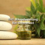 Cannabis Öl Mikrodosierung